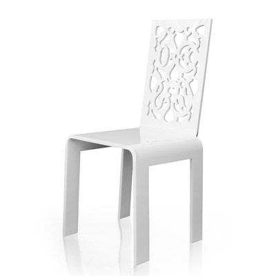 grand soir chair acrila furnitures. Black Bedroom Furniture Sets. Home Design Ideas