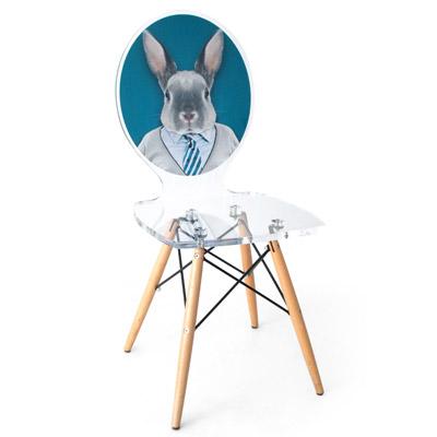 Graph chair acrila furnitures - Chaise bois flotte ...