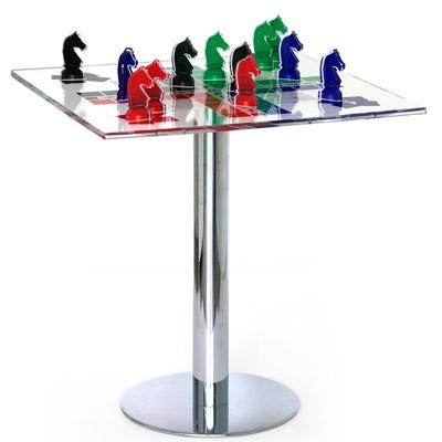table de jeu petits chevaux acrila furnitures. Black Bedroom Furniture Sets. Home Design Ideas