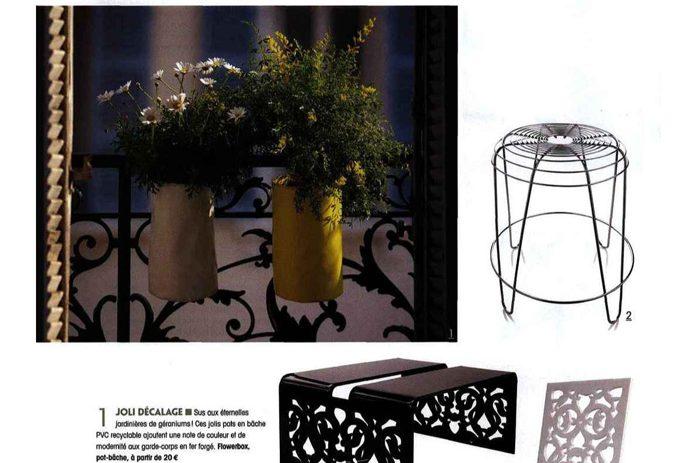 Presse acrila ext design magazine 1