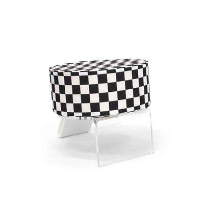 pouf vegas acrila. Black Bedroom Furniture Sets. Home Design Ideas